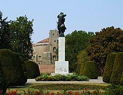 Monument of Gratitude to France in Belgrade.JPG