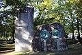 Monument of SUZUKI Etsu & TAMURA Toshiko 20161112.jpg