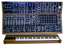 History of Modular synthesizer