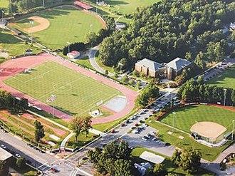 Lenoir–Rhyne University - Moretz Sports Athletic Complex