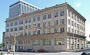 McKissack & McKissack - Morris Memorial Building, Nashville; built in 1925