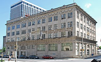 McKissack & McKissack - Morris Memorial Building, Nashville; built in 1925