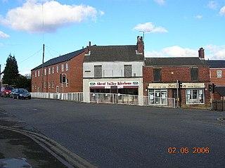 Mosborough Human settlement in England