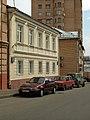 Moscow, 1st Volkonsky lane 11.jpg