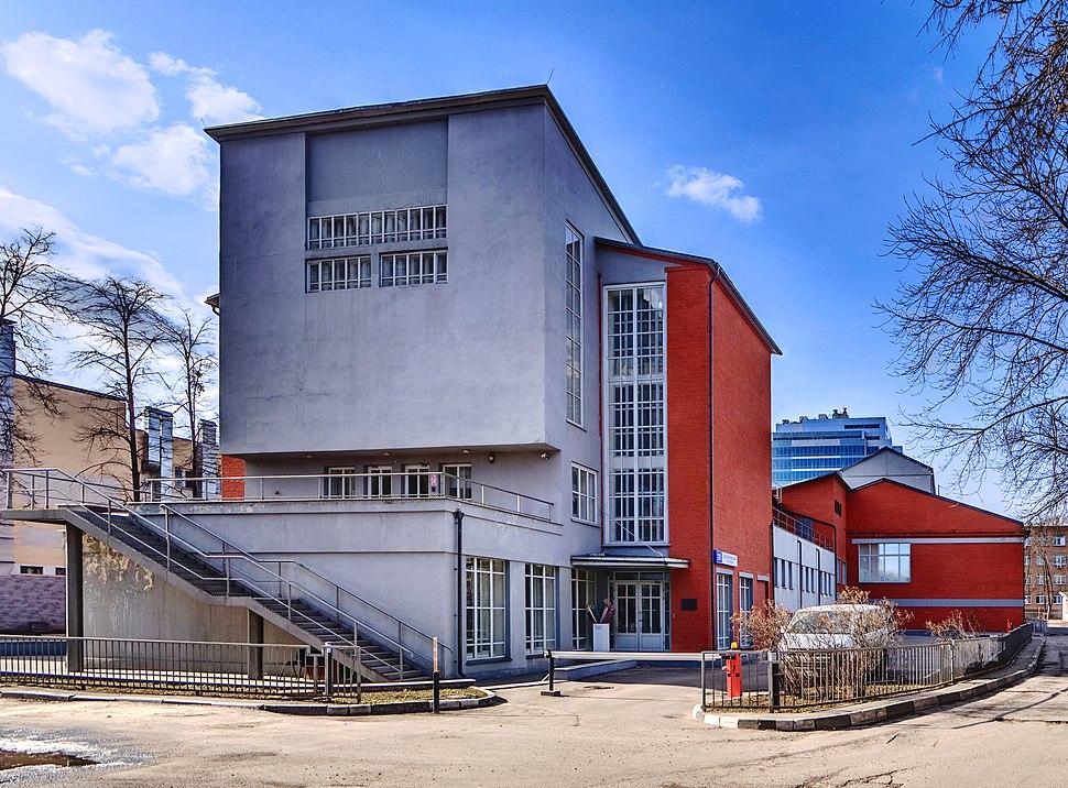 Moscow DorkhimzavodClub 5213