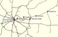 Moskva Kurskaya - Vladimir railway map 400.png