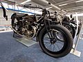 Motor-Sport-Museum am Hockenheimring, 1914 Rudge TT Multi, Rudge-Whitworth Four Valve Four Speed motorcycle, pic1.JPG