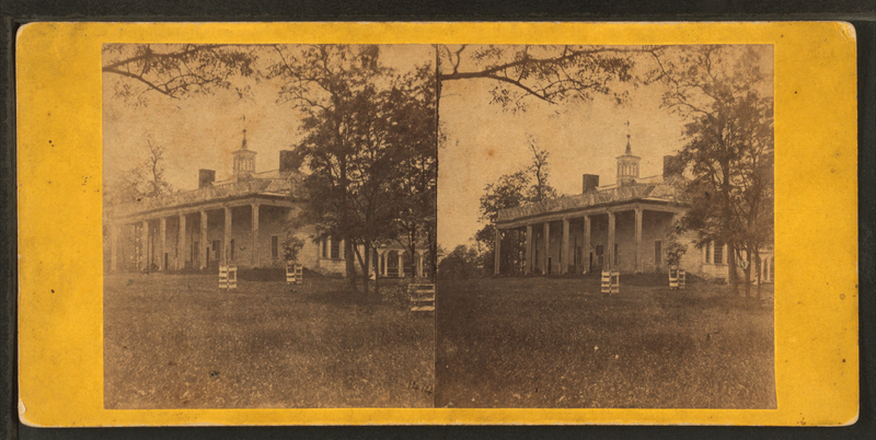 File:Mount Vernon, the residence of Geo. Washington, from Robert N. Dennis collection of stereoscopic views.png