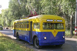 "GM ""old-look"" transit bus - Image: Mtb 82 nn"
