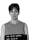 Mugshot of Defense Intelligence Agency mole Ana Montes