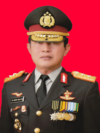 Muhammad Amin Saleh, Governor of Indonesian National Police Academy.png