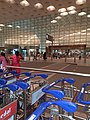 Mumbai international airport Departure.jpg