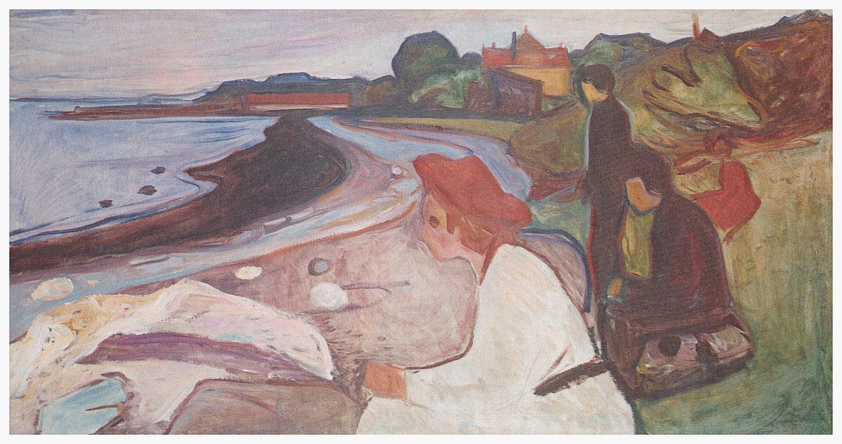 Munch, Jugend am Meer (1904, Linde Frieze) 02.jpg