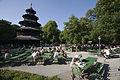 Munich - Chinese tower Pagoda 1789 Beergarden - 4398.jpg