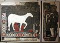 Museo di sant'ambrogio, frammento di opus sectile del IV sec 01.JPG