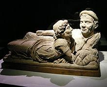 Museo etrusco guarnacci wikipedia for Sala degli sposi