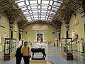 Museo pushkin, calchi, sala dell'antica roma 2.JPG
