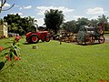 Museu Agromen de Tratores e Implementos Agrícolas, localizado no complexo do Centro Hípico e Haras Agromen em Orlândia. O museu é o mais importante acervo sobre a história da mecanização agríc - panoramio.jpg