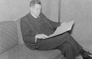 Ernest MacMillan - Ernest MacMillan in 1941 in Toronto