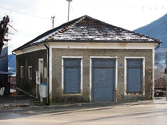 State Anti-fascist Council for the National Liberation of Bosnia and Herzegovina - The house in which the first ZAVNOBiH session was held