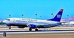 N315AW US Airways Boeing 737-3S3 s n 23734 (42972912191).jpg