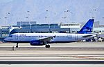 "N618JB JetBlue Airways Airbus A320-232 (cn 2489) ""Cant Get Enough Of Blue"" (7345519228).jpg"