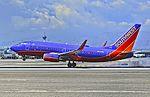 N906WN Southwest Airlines 2008 Boeing 737-7H4 C-N 36887 (7738148582).jpg