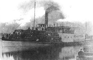 USS Planter (1862) - Steamer Planter