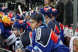 Luca Boltshauser Swiss ice hockey goaltender