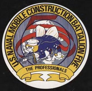 Naval Mobile Construction Battalion 5