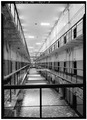 NORTH CELL BLOCK - Philadelphia County Prison, Tenth Street, Philadelphia, Philadelphia County, PA HABS PA,51-PHILA,672-8.tif