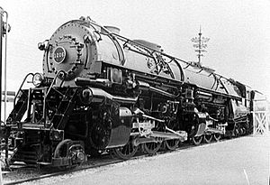 2-6-6-4 - Image: NW Class A