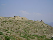Nakhchivan fortress walls4.JPG