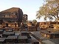 Nalanda University visited during sunset 5.jpg