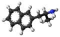Naphthylaminopropane molecule ball.png