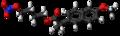 Naproxcinod molecule ball.png