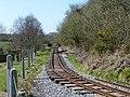 Narrow gauge railway near Norden station (geograph 5397504).jpg