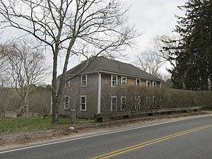 Nathaniel Baker House - Nathaniel Baker House