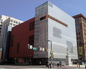 National Museum of American Jewish History - The new building in 2013