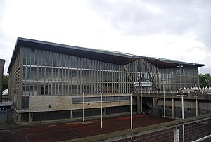 Crystal Palace National Sports Centre - The National Sports Centre