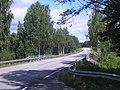 National roads 9 and 23 in Hankasalmi.jpg