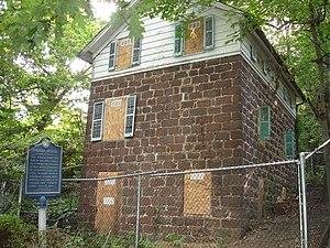 Naugle House - Naugle House in 2011.