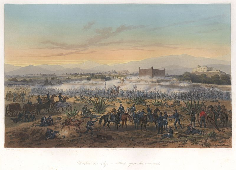 File:Nebel Mexican War 09 Molino del Rey Casemate.jpg