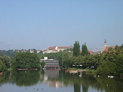 Neckar in Tuebingen 01.JPG