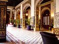 Neo Mudejar style lobby in Hotel Alfonso XIII in Sevilla, Spain (6169772364).jpg