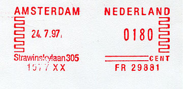 Netherlands stamp type CB3.jpg