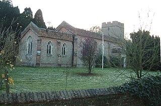 Nettleden Human settlement in England
