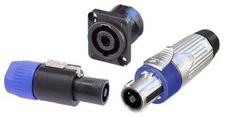 Speakon connector - Image: Neutrik Speakon