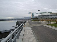 New Clydebank waterfront - geograph.org.uk - 587115.jpg