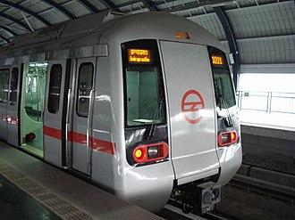 Delhi Metro - Red Line